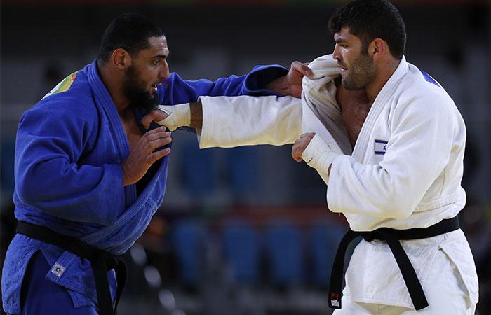 Río 2016: Deportista egipcio no quiso dar la mano a un rival israelí