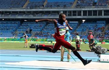 Río 2016: Jhon Murillo peleará por el oro en salto triple