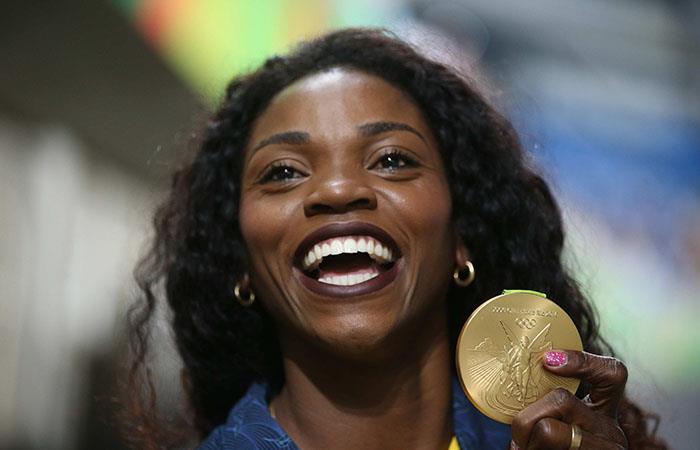 Caterine Ibargüen: La soñada medalla de oro en imágenes