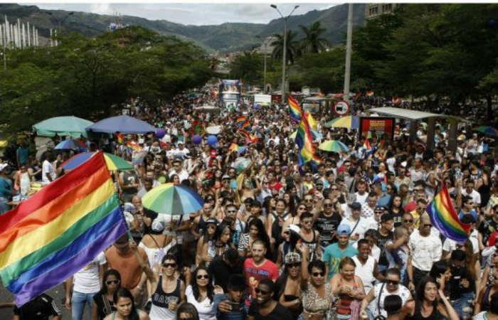Marcha contra la homofobia del 16 de agosto