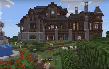 Microsoft actualiza Minecraft integrando la realidad virtual