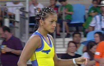 Carolina Castillo perdió en cuartos pero sigue viva por una medalla