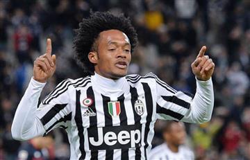 Cuadrado: El colombiano ya tendría acordado volver a Juventus