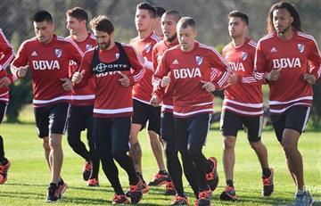D'Alessandro encabeza la nómina de River Plate para visitar a Santa Fe