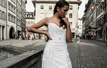Ebay: Mujer subasta su vestido de novia para pagar su divorcio