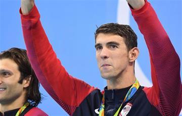 Río 2016: Michael Phelps anunció su retiro como profesional