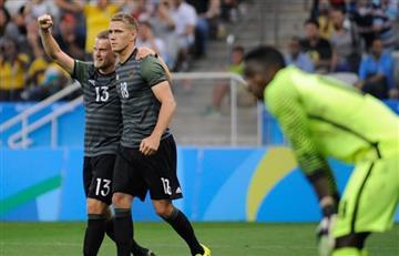 Río 2016: Alemania eliminó a Nigeria y luchará por el oro frente a Brasil