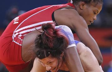 Río 2016: Jackeline Rentería eliminada en cuartos de final de Lucha 58 kg