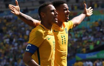 Río 2016: Jorge Luis Pinto y Honduras caen eliminados ante Brasil