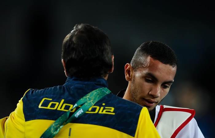 Río 2016: Óscar Muñoz eliminado de Taekwondo 58 kg