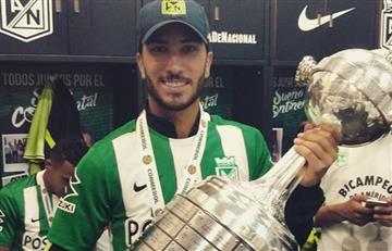 Sebastián Pérez se despide de Nacional con una emotiva carta