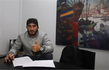 Sebastián Pérez ya firmó contrato con Boca Juniors