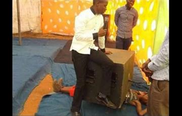 Pastor mató a una mujer esperando un milagro