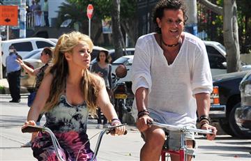 Carlos Vives se queda sin bicicleta por la inseguridad en Bogotá