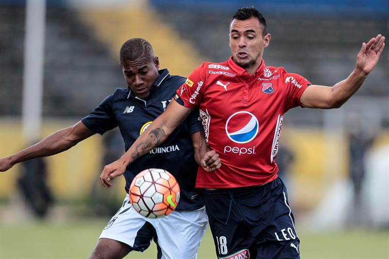 En FOTOS y VIDEO, la clasificación del Medellín en la Copa Sudamericana