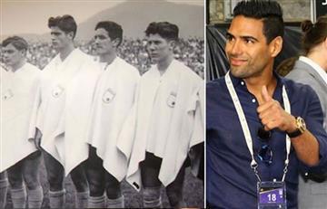 Falcao García recuerda cuando River jugó contra Santa Fe