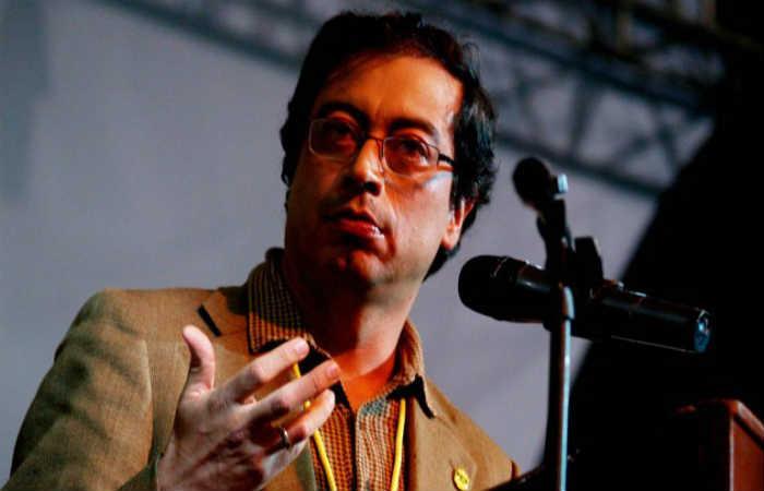 Gustavo Petro lanzó su campaña presidencial