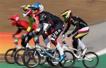 Río 2016: Carlos Oquendo y Carlos Ramírez se clasfician a semifinales de BMX