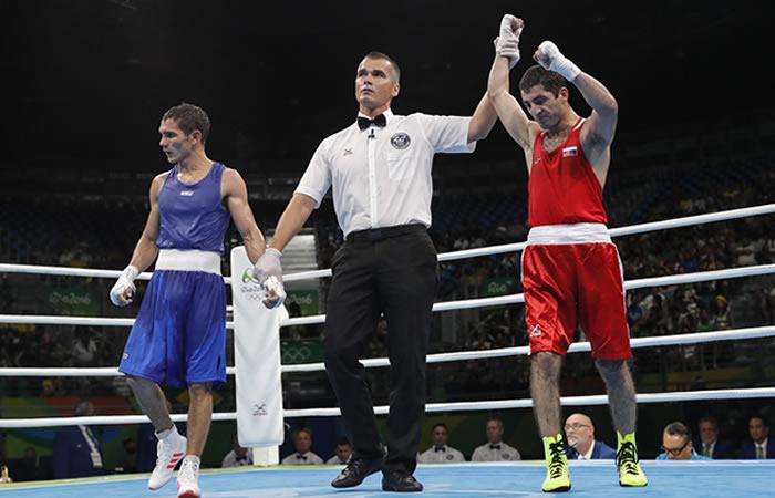 Río 2016: Ceiber Ávila siente que su eliminación de los Olímpicos fue injusta