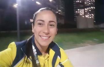 Rio 2016: Mariana Pajón le envió un mensaje especial a todos los colombianos