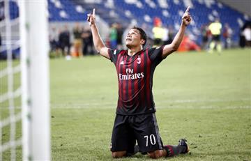 Carlos Bacca no se quiere ir del Milán