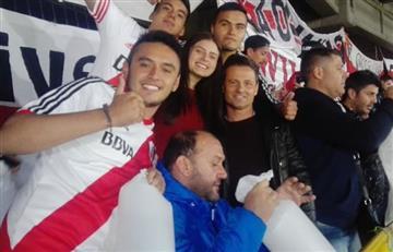Diego Cocca, técnico de Millonarios, apoyó a River frente a Santa Fe