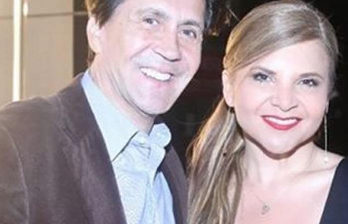 Diva Jessurum y Ricardo Leyva: Infidelidad sería un montaje