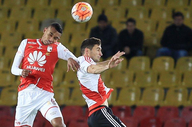 En FOTOS, lo que no se vio del duelo entre Santa Fe y River Plate
