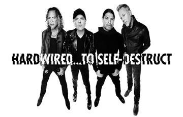 Metallica regresa a la escena musical tras 8 años