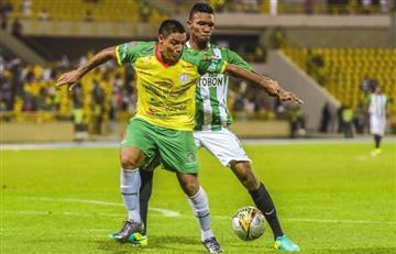Nacional remontó y avanzó en la Copa Colombia