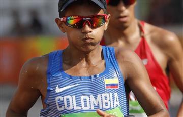 Río 2016: Jorge Ruíz tuvo una destacable actuación en marcha atlética
