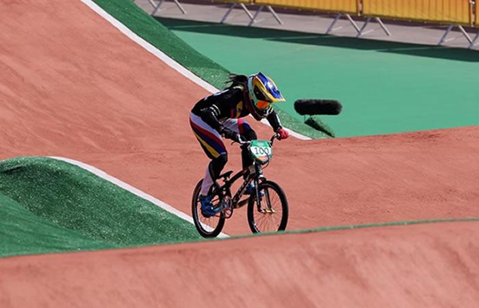 Río 2016: Mariana Pajón avanza a finales y va por el oro. Mira la hora en la que competirá