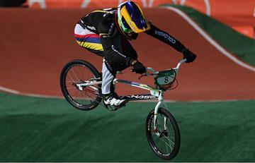 Río 2016: Carlos Ramírez luchará por el oro en BMX