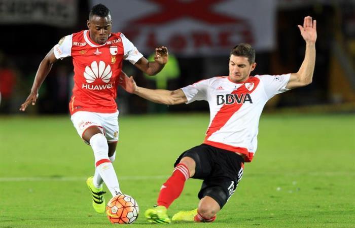 Santa Fe dio ventaja ante River Plate en la Recopa
