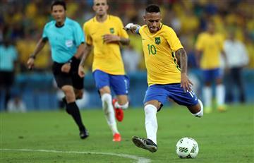Brasil se quedó con el oro