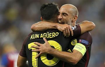 Manchester City ganó e iguala al equipo de José Mourinho