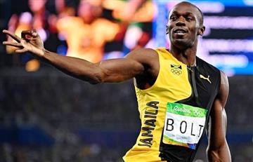 Río 2016: Usain Bolt ganó el relevo 4x100 y logró el triplete