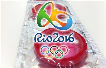 Río 2016: condones usados en Villa Olímpica generan problemas