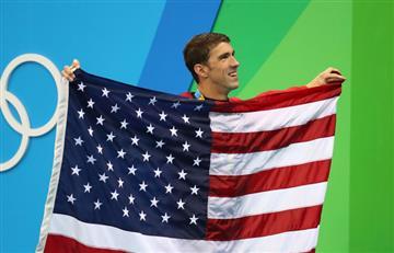 Río 2016: MichaelPhelpshabla tras escándalo de nadadores