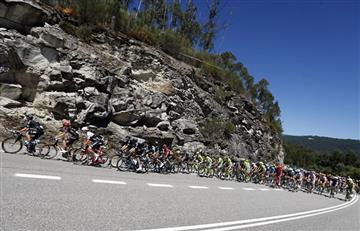 Vuelta a España: colombiano Jonathan Restrepo llega octavo en la etapa