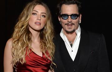Amber Heard donará dinero que gane de su divorcio de Johnny Depp