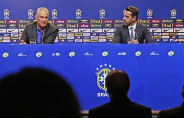 Brasil anunció la convocatoria para el partido frente a Colombia