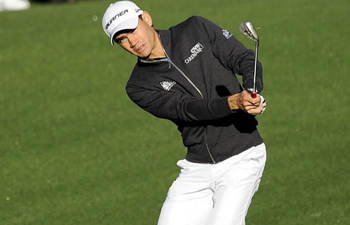 Camilo Villegas ya no es golfista profesional