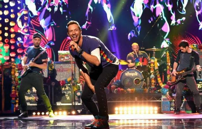 Coldplay llega con su nuevo vídeo 'A Head Full Of Dreams'
