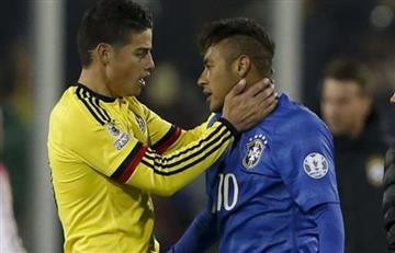 ¿Convocatoria de Brasil mete miedo a la Selección Colombia?