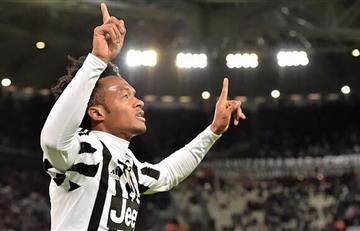 Cuadrado: Juventus más cerca de llevarse al colombiano