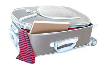 Tips: ¿Cómo hacer una maleta de viaje?