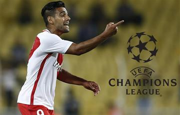 Falcao García y el AS Monaco estarán en la Champions League