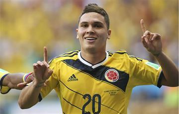 Juan Fernando Quintero podría llegar a Boca Juniors