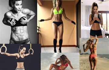 Las famosas que hicieron de su vida un estilo fitness